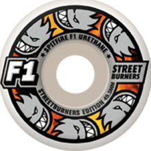 Load image into Gallery viewer, Spitfire F1 Streetburners Multiball 51mm wheels