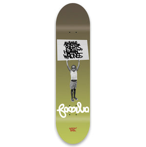 Familia Somethin' To Say green deck