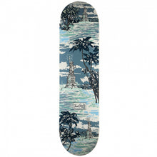 Load image into Gallery viewer, 5Boro Shaolin Island blue camo deck 8.25""