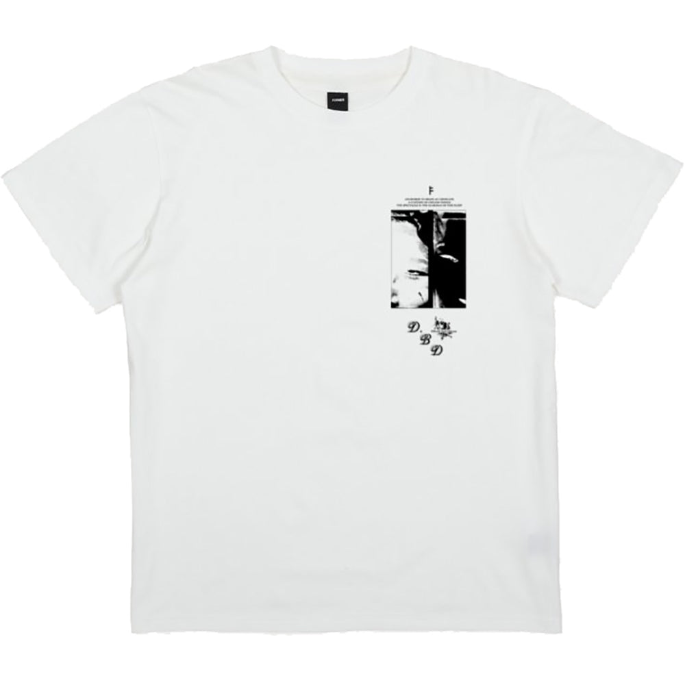 Former Dream. Bad Dream T shirt white
