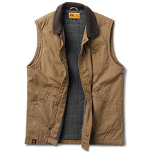 Load image into Gallery viewer, Fourstar X Antihero Trujillo dark khaki Vest