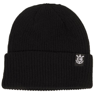 Fourstar Anchor Label Fold black beanie