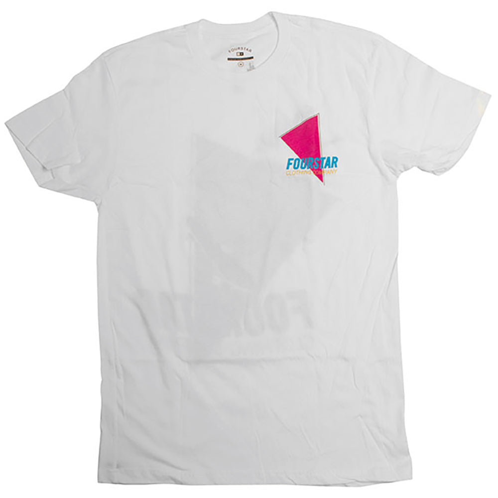 Fourstar Fandangle white T shirt