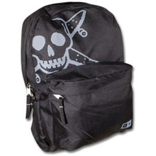 Load image into Gallery viewer, Fourstar Pirate black backpack