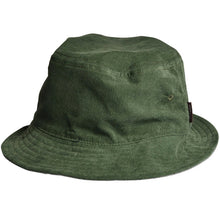 Load image into Gallery viewer, Fourstar Mariano reversible sycamore/grey bucket hat