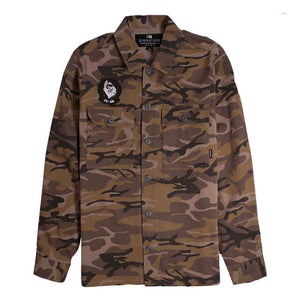 Fourstar Trujillo Signature camo jacket