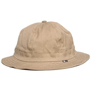 Fourstar Bucket khaki twill hat