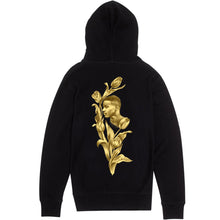 Load image into Gallery viewer, Fucking Awesome Flowers Hoodie black
