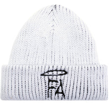 Load image into Gallery viewer, Fucking Awesome Spike beanie white