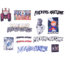Load image into Gallery viewer, Fucking Awesome sticker pack 2