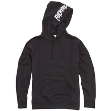 Load image into Gallery viewer, Fucking Awesome Embroidered Hood Logo black hood