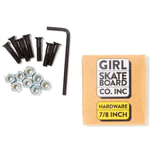 "Load image into Gallery viewer, Girl 7/8"" allen bolts"