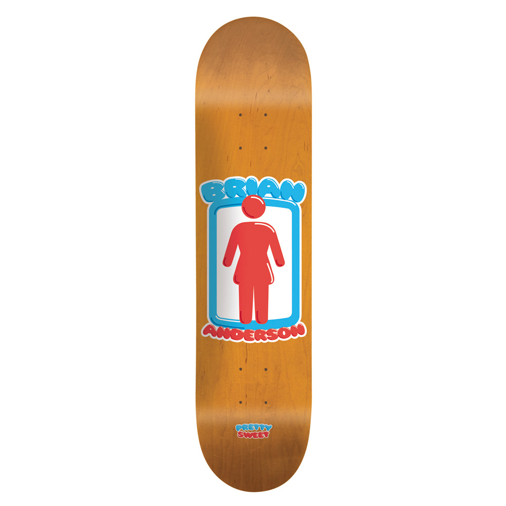 Girl Anderson Pretty Sweet deck