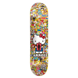Girl Carroll Hello Kitty 2 deck