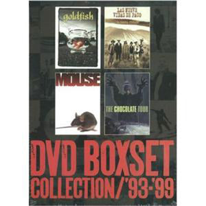 Girl DVD Boxset Collection '93 - '99 5 DVDs