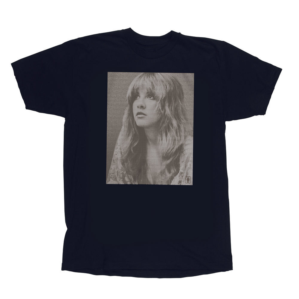 Girl Girls, Girls, Girls Stevie Nicks black T shirt