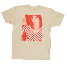 Load image into Gallery viewer, Girl Girls, Girls, Girls Joan Jett sand T shirt