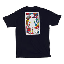 Load image into Gallery viewer, Girl Hello Kitty black T shirt