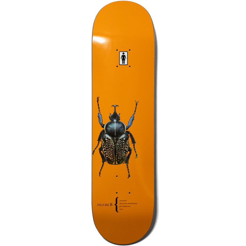 Girl Malto Beetles deck 8.25