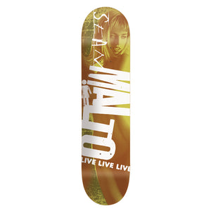Girl Malto Bend Big Girl deck