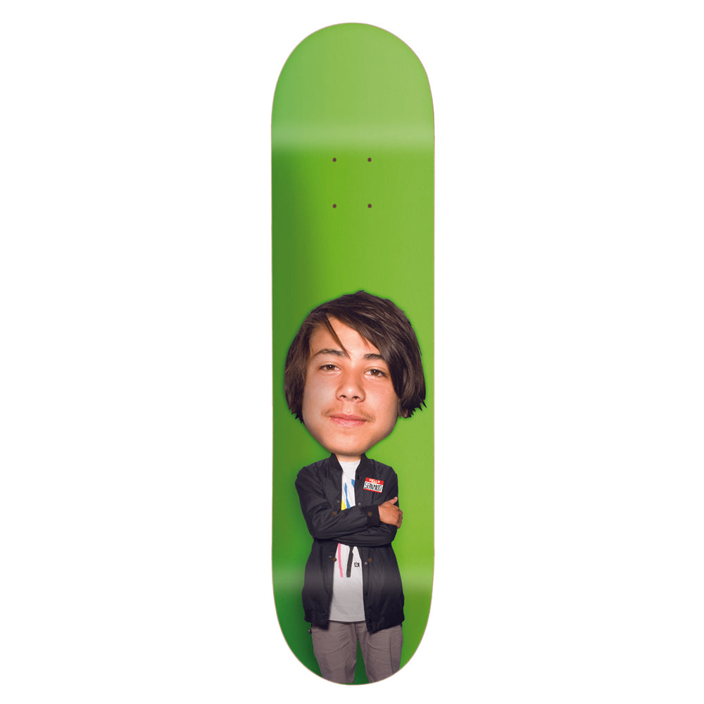 Girl Malto Big Heads deck