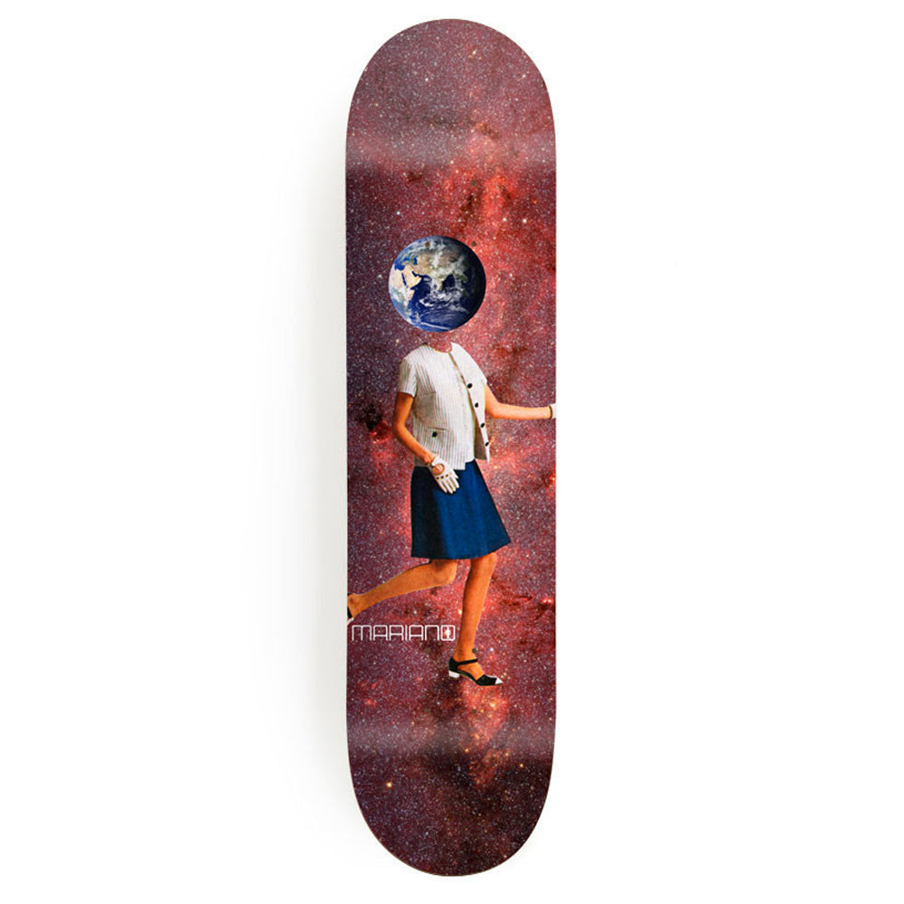Girl Mariano Space Girls deck 8.125