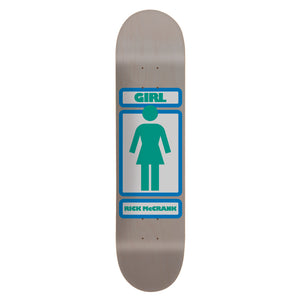 Girl McCrank Woodies deck