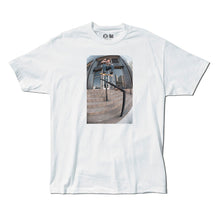 Load image into Gallery viewer, Girl Mike Blabac Gino white T shirt