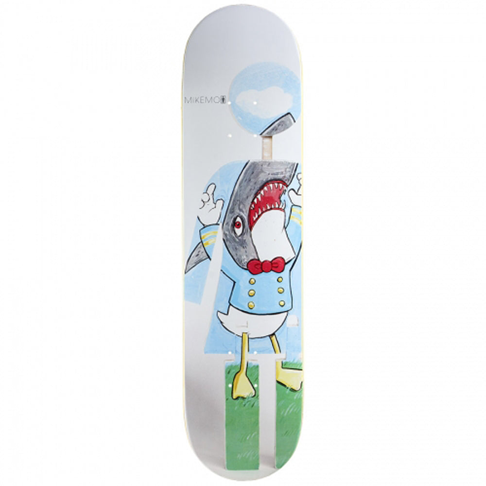 Girl Mike Mo Pommier Select deck 8