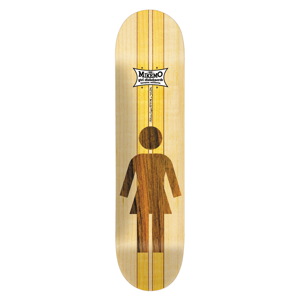 Girl Mike Mo Stand Up deck