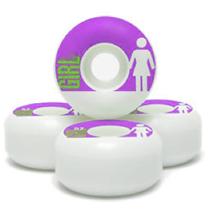 Girl Real Big Lean 51mm wheels