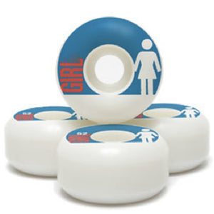 Girl Real Big Lean 52mm wheels
