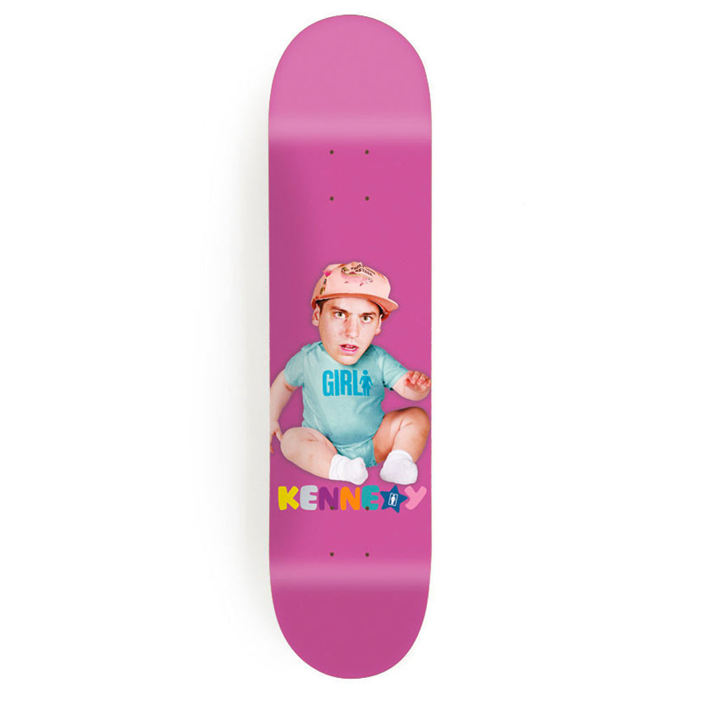 Girl Kennedy Big Babies deck 8