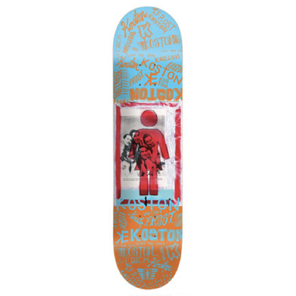 Girl Koston Recovery deck