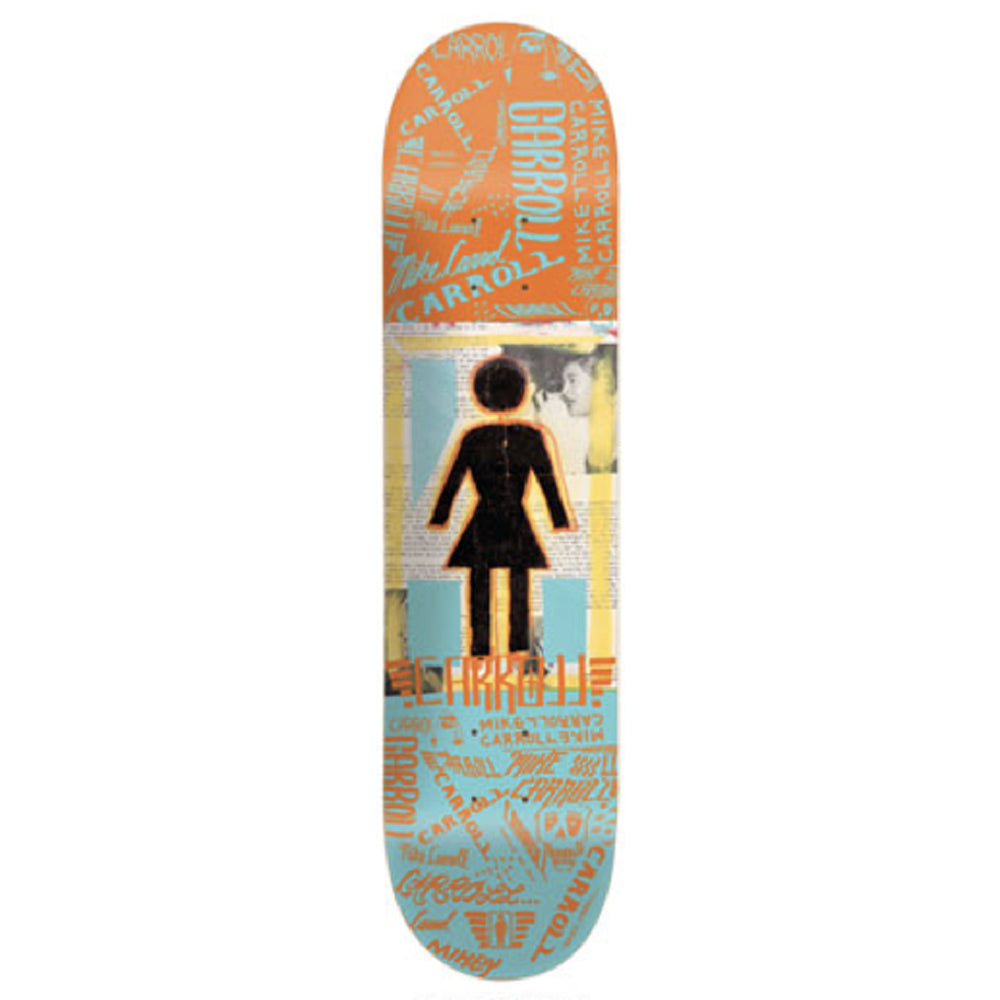 Girl Carrol Recovery deck
