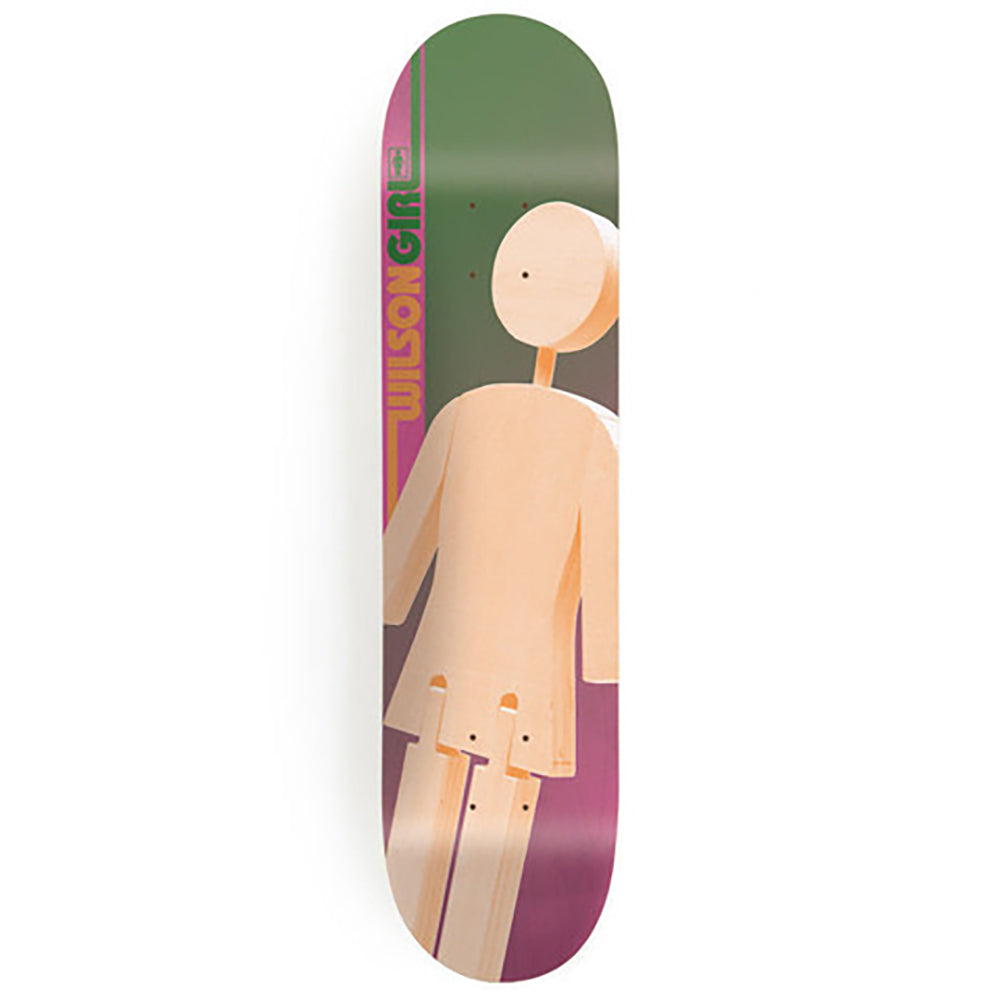 Girl Wilson Shape Up deck 8