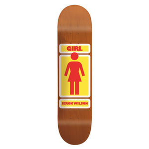 Girl Wilson Woodies deck