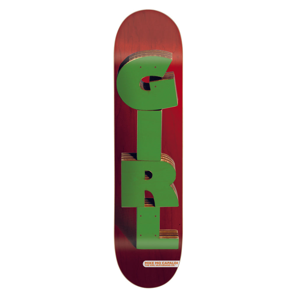 Girl Mike Mo Wooden It Be Nice deck