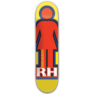 Girl Howard Jumbo Jamz deck