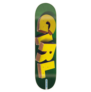 Girl Koston Wooden It Be Nice deck