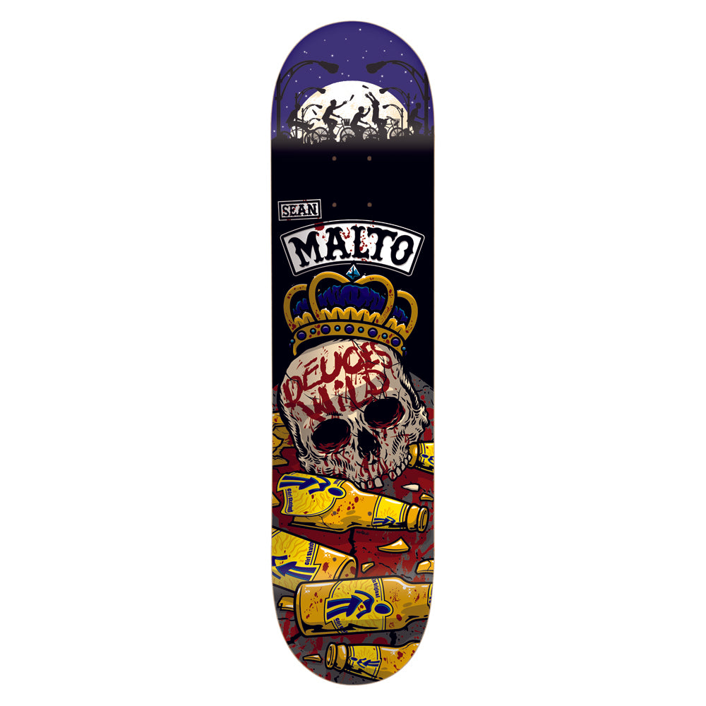 Girl Malto Deuces Wild 2 deck