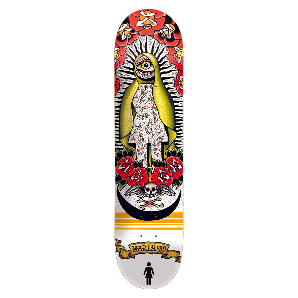 Girl Mariano More Mary deck