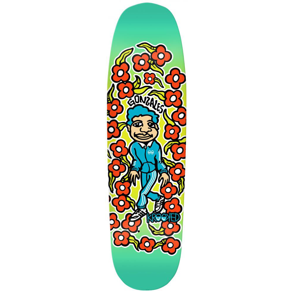Krooked Gonz Sweatpants 11 Kraken deck