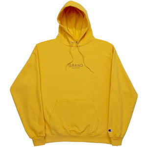 Grand Collection Hoodie gold