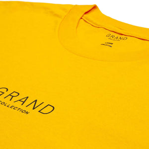 Grand Collection T shirt gold