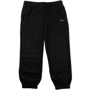 Grand Micro Fleece pant black