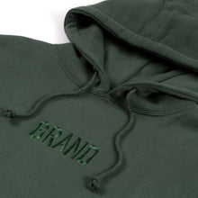 Load image into Gallery viewer, Grand Tonal Embroidered hoodie forest