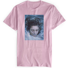 Load image into Gallery viewer, Habitat x Twin Peaks Laura In Plastic pink T shirt