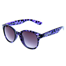 Load image into Gallery viewer, Happy Hour Dollin Dreamers purple triangle sunglasses