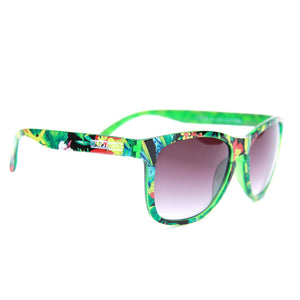 Happy Hour Duncombe tropical sunrise sunglasses